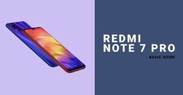 Enable Developer Option and USB Debugging On Redmi Note 7 Pro