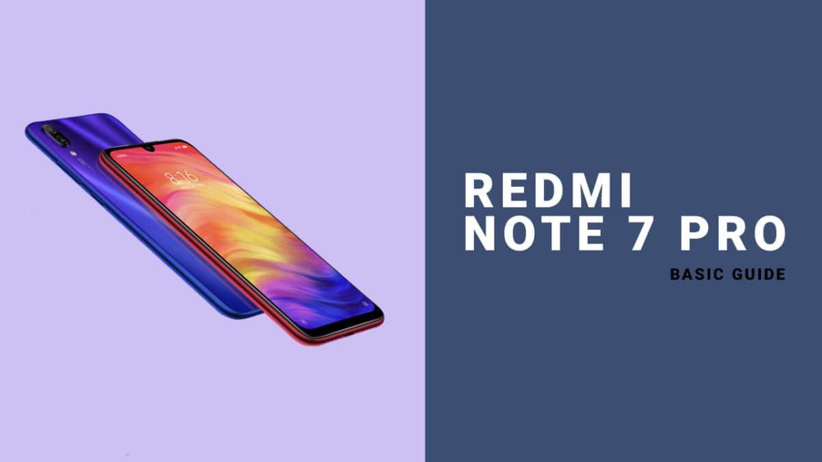 Enter Into Xiaomi Redmi Note 7 Pro Bootloader/Fastboot Mode