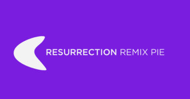 Update Redmi 6 Pro To Resurrection Remix Pie (Android 9.0 / RR 7.0)
