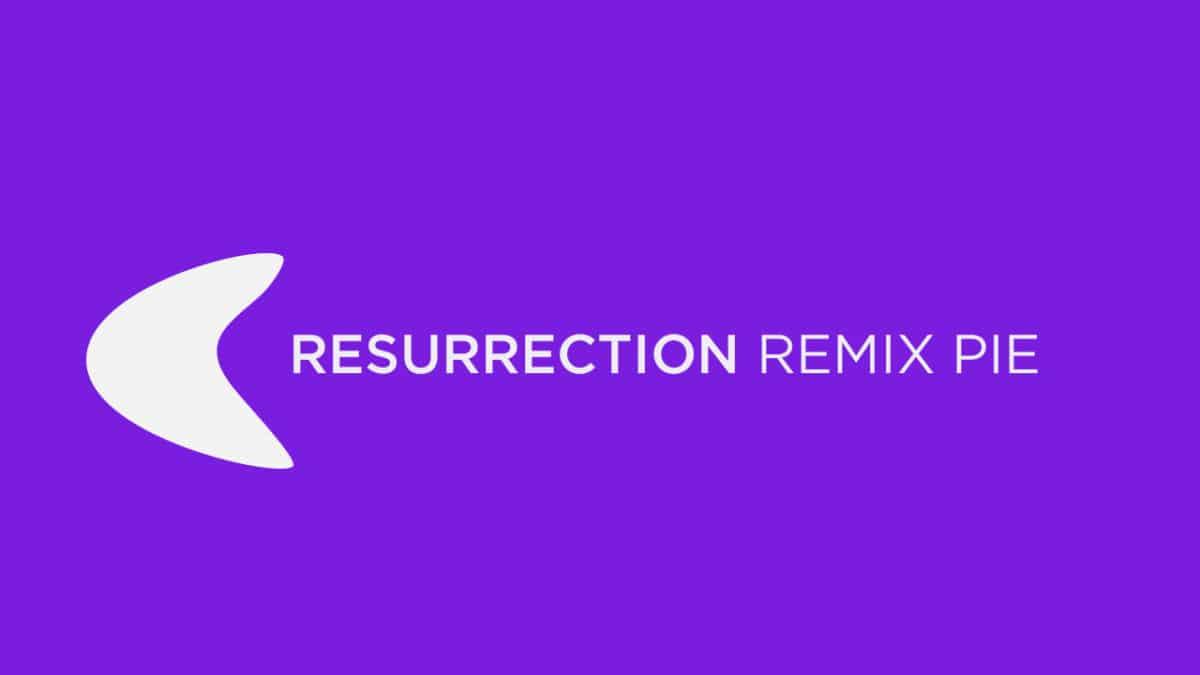 Update Redmi 6 Pro To Resurrection Remix Pie (Android 9.0 / RR 7.0)