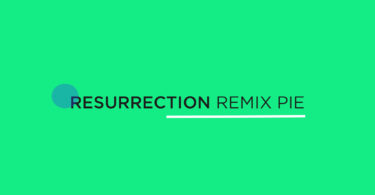 Update Xiaomi Redmi Note 5 To Resurrection Remix Pie (Android 9.0 / RR 7.0)