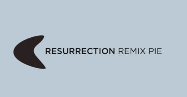 Update Moto G5 Plus To Resurrection Remix Pie (Android 9.0 / RR 7.0)
