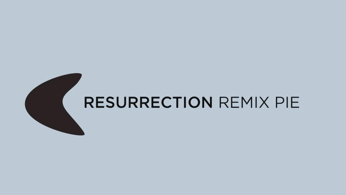 Update Xiaomi Redmi Note 6 Pro To Resurrection Remix Pie (Android 9.0 / RR 7.0)