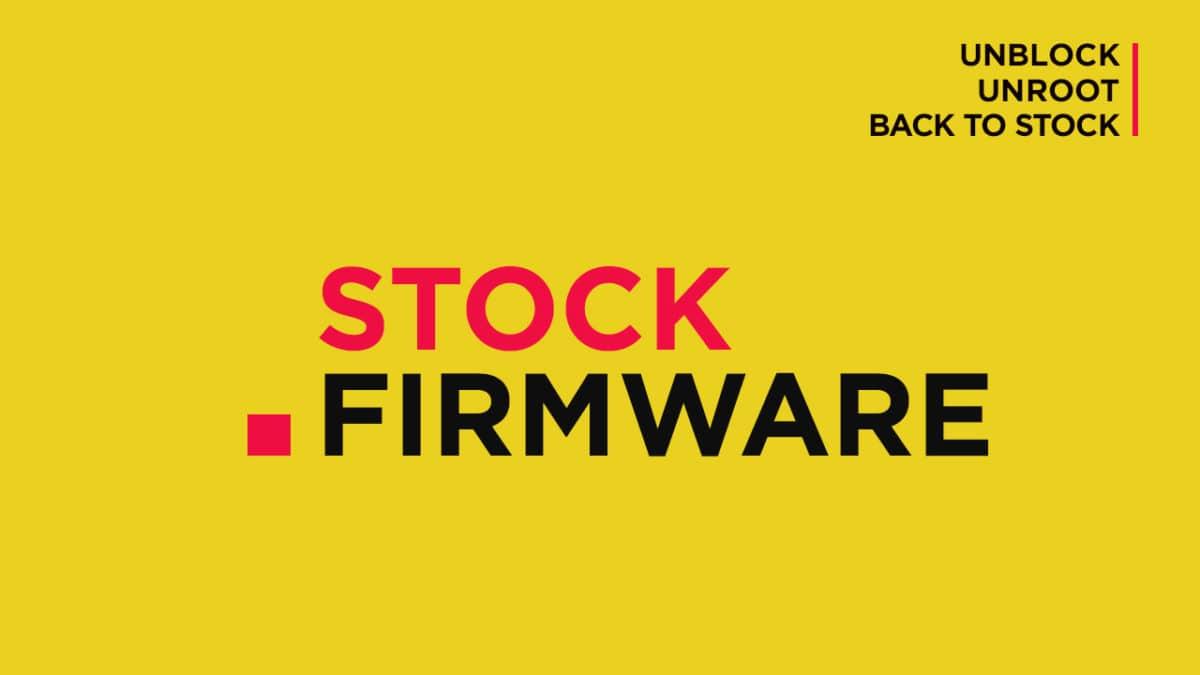 Install Stock ROM on Verykool S5035 (Firmware/Unbrick/Unroot)