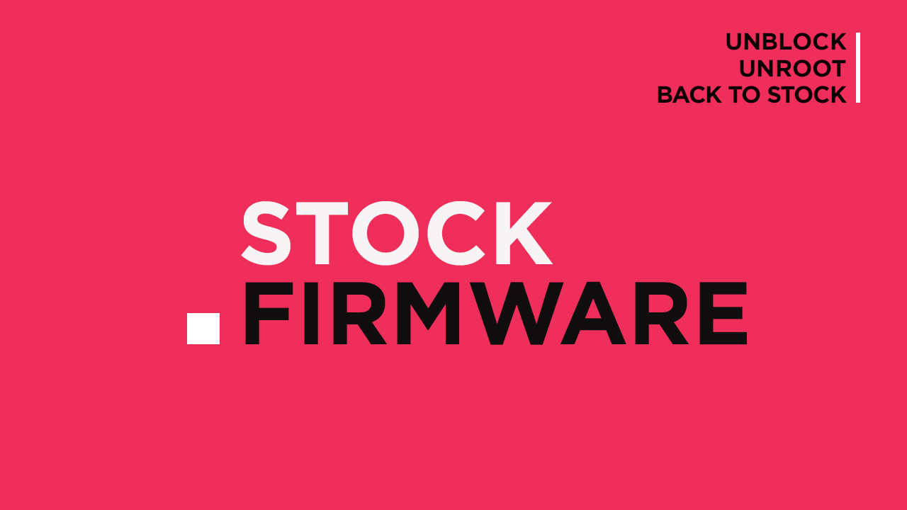 Install Stock ROM on CKK Athena (Firmware/Unbrick/Unroot)