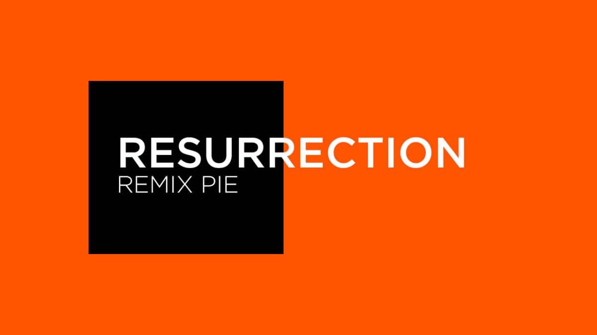 Update ZTE Axon 7 To Resurrection Remix Pie (Android 9.0 / RR 7.0)