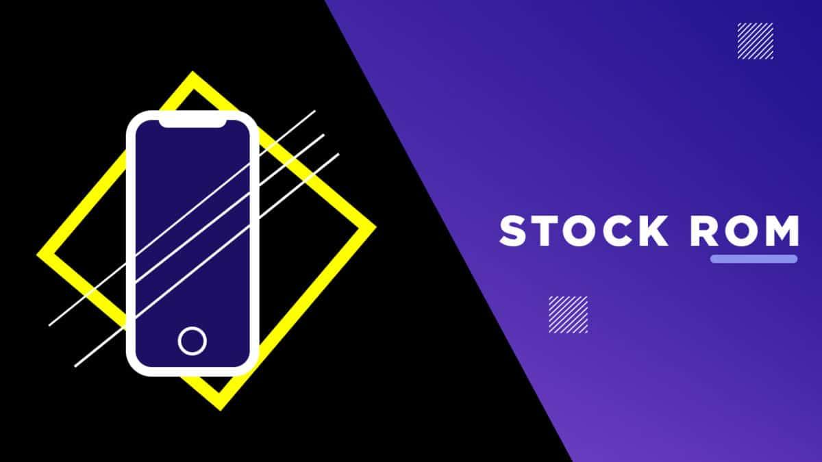 Install Stock ROM on Maxtron V12 Apollo (Firmware/Unbrick/Unroot)