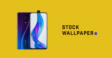 Realme X Stock Wallpapers
