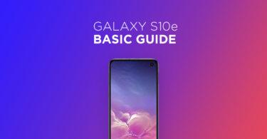 Hard reset/ Factory reset Samsung Galaxy S10e