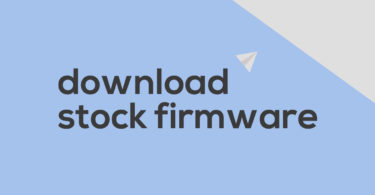 Install Stock ROM On Voto GT07 [Official Firmware]