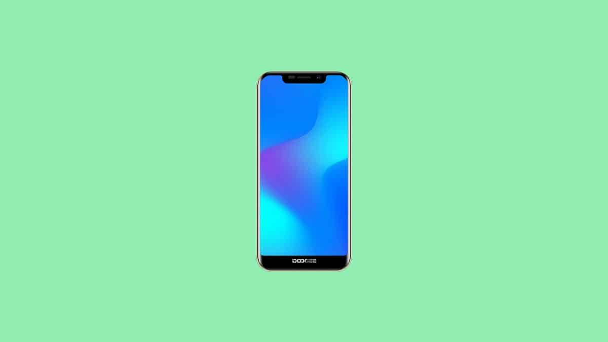 Enter Recovery Mode On DOOGEE X70 (2018)