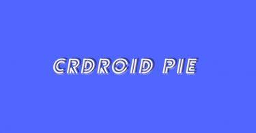 Install crDroid OS Pie On Moto E5 Plus (Android 9.0 Pie)