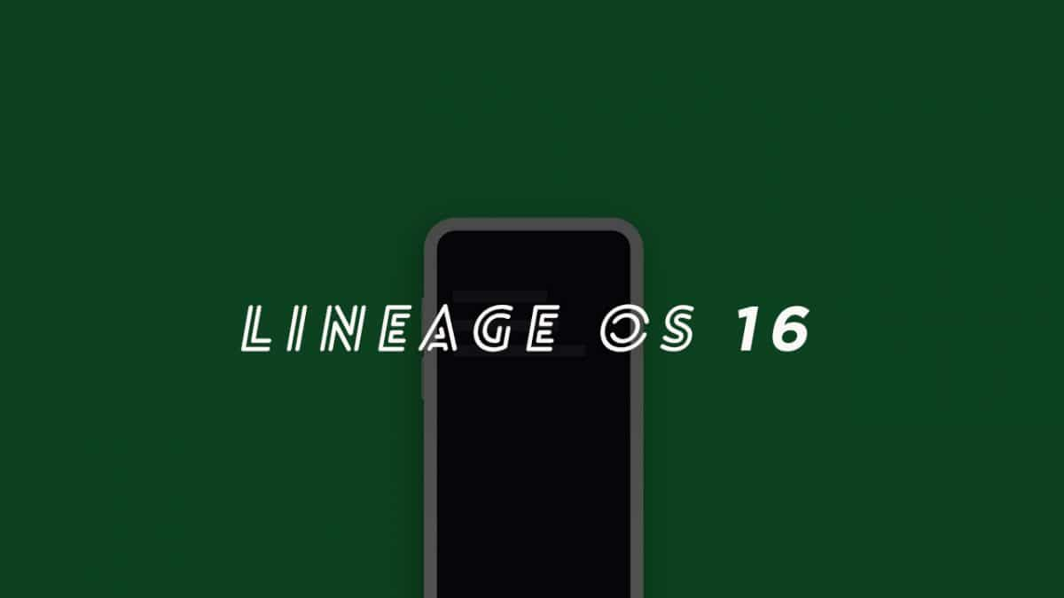Lineage OS 16 On ZTE Nubia M2