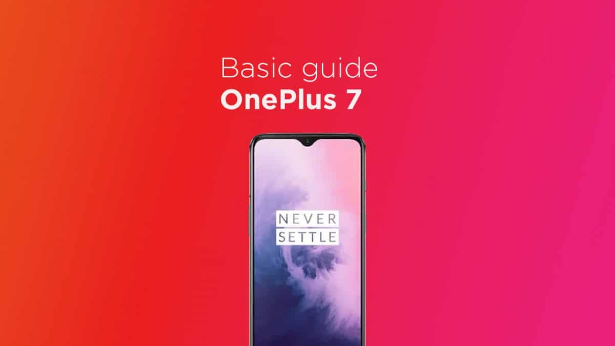 Clear / Wipe Cache Partition On OnePlus 7