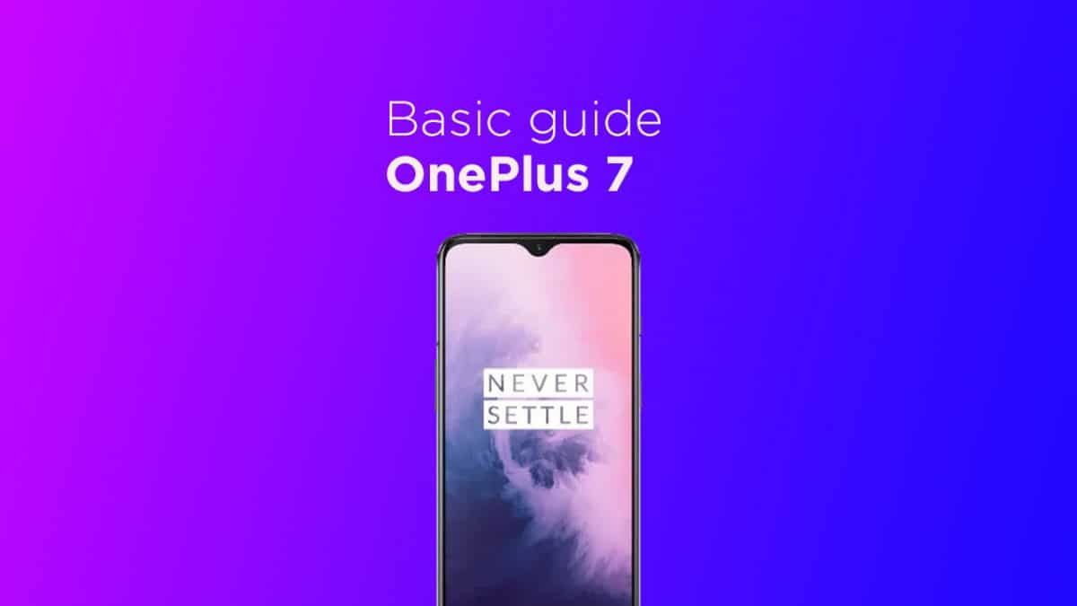 Check OTA Software Update On OnePlus 7
