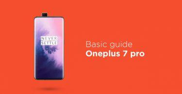 Factory Hard Reset OnePlus 7 Pro