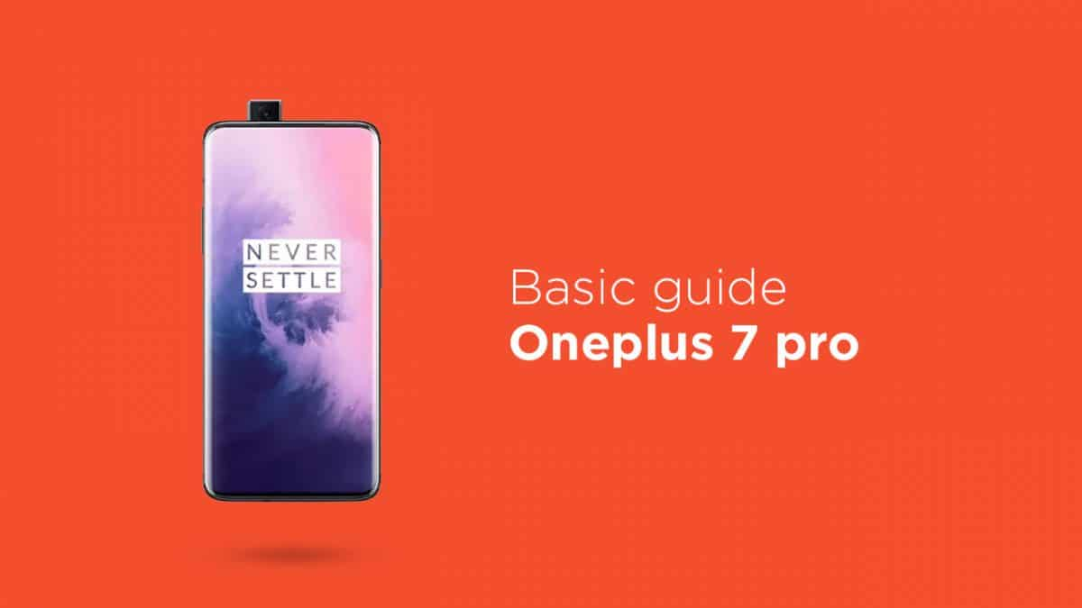 Change OnePlus 7 Pro Default language