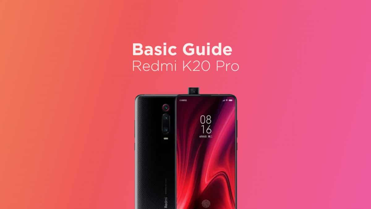 Some Different Ways To Find Redmi K20 Pro IMEI Serial Number