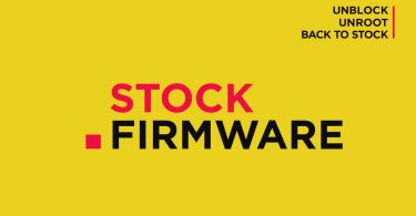 Install Stock ROM On Camon R13F [Official Firmware]