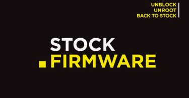 Install Stock ROM On Camon Camera King [Official Firmware]