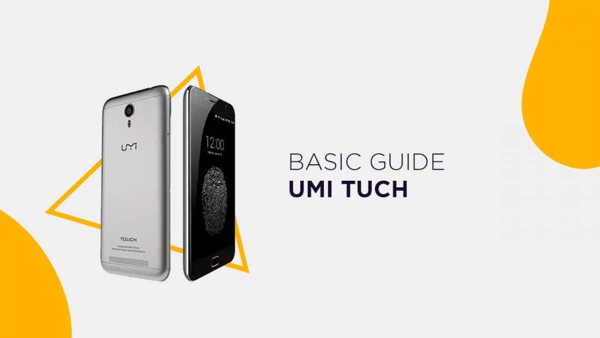 Change UMI Touch Default language (Preferred Language)