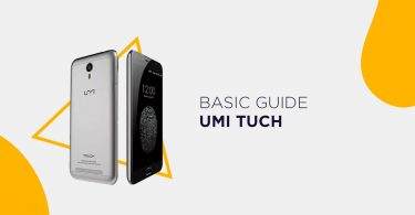 Reset Network Settings on UMI Touch