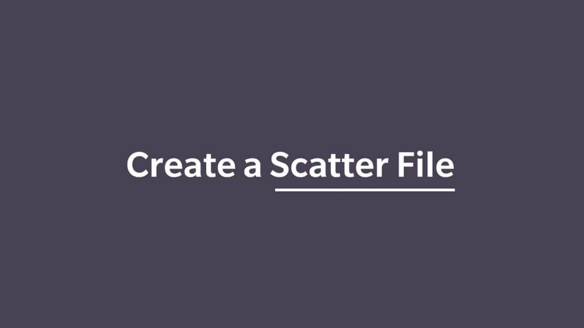 Create a Scatter File for MediaTek Android Phone
