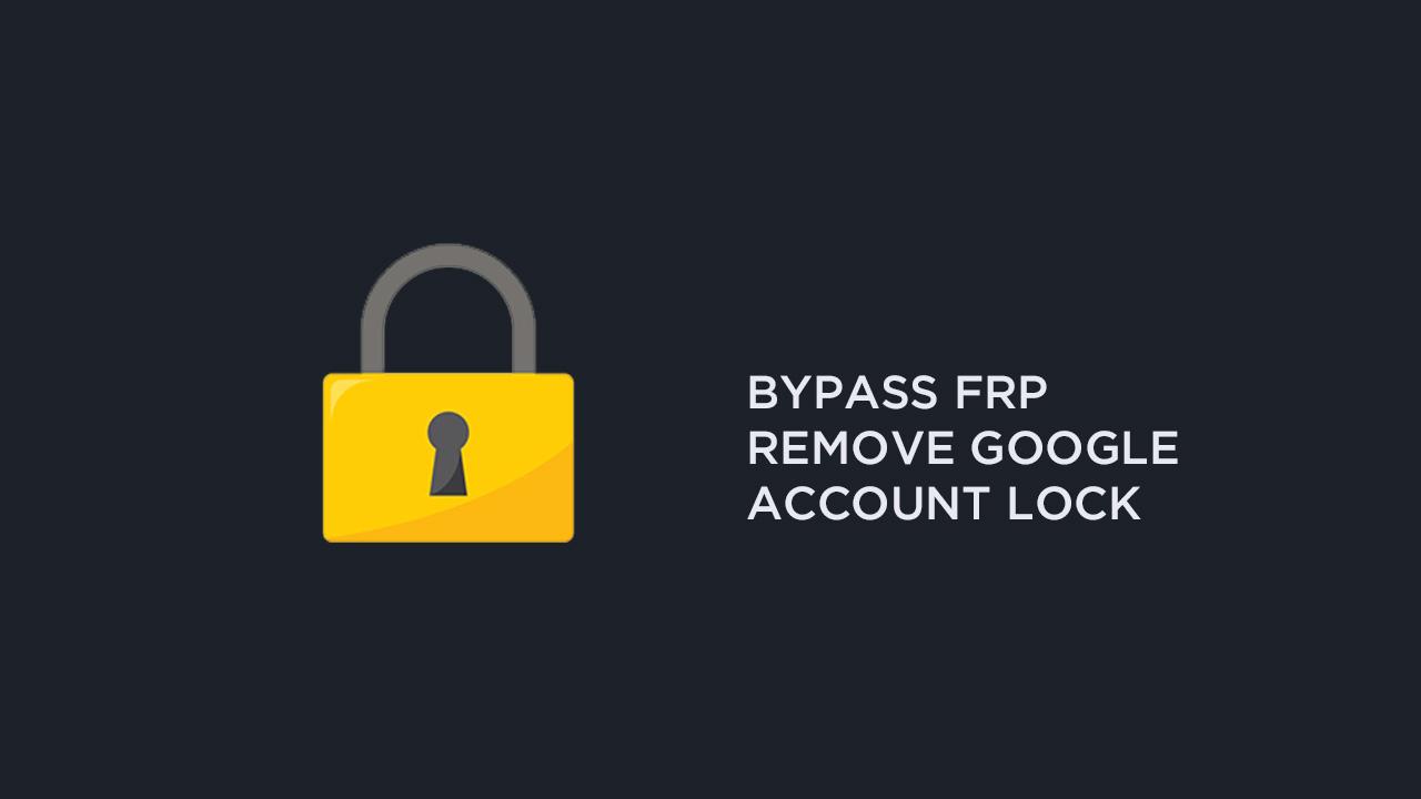 Remove Google Account lock on Cubot J5