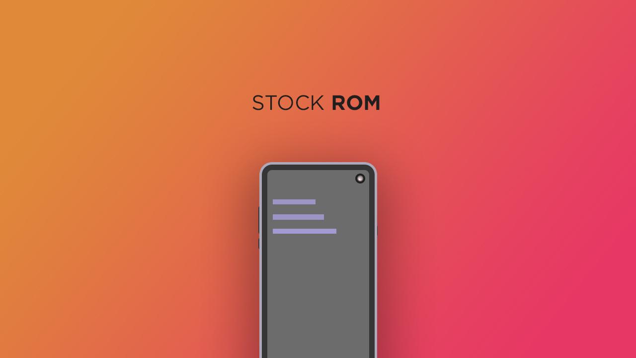 Install Stock ROM on SKK Chronos Ace (Firmware/Unbrick/Unroot)