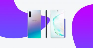 Force Reboot Galaxy Note 10 (if not responding)