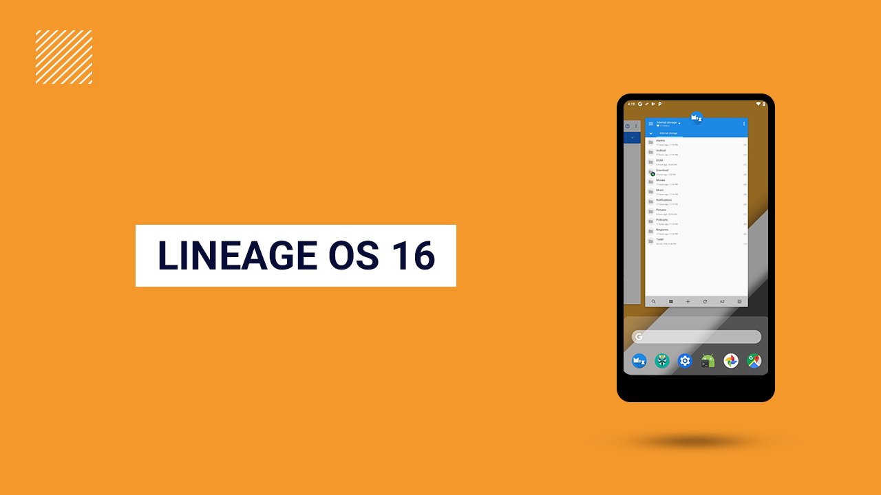 Install Lineage OS 16 On Lenovo K6/Power (Android 9.0 Pie)