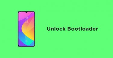 Unlock Bootloader On Xiaomi Mi CC9E