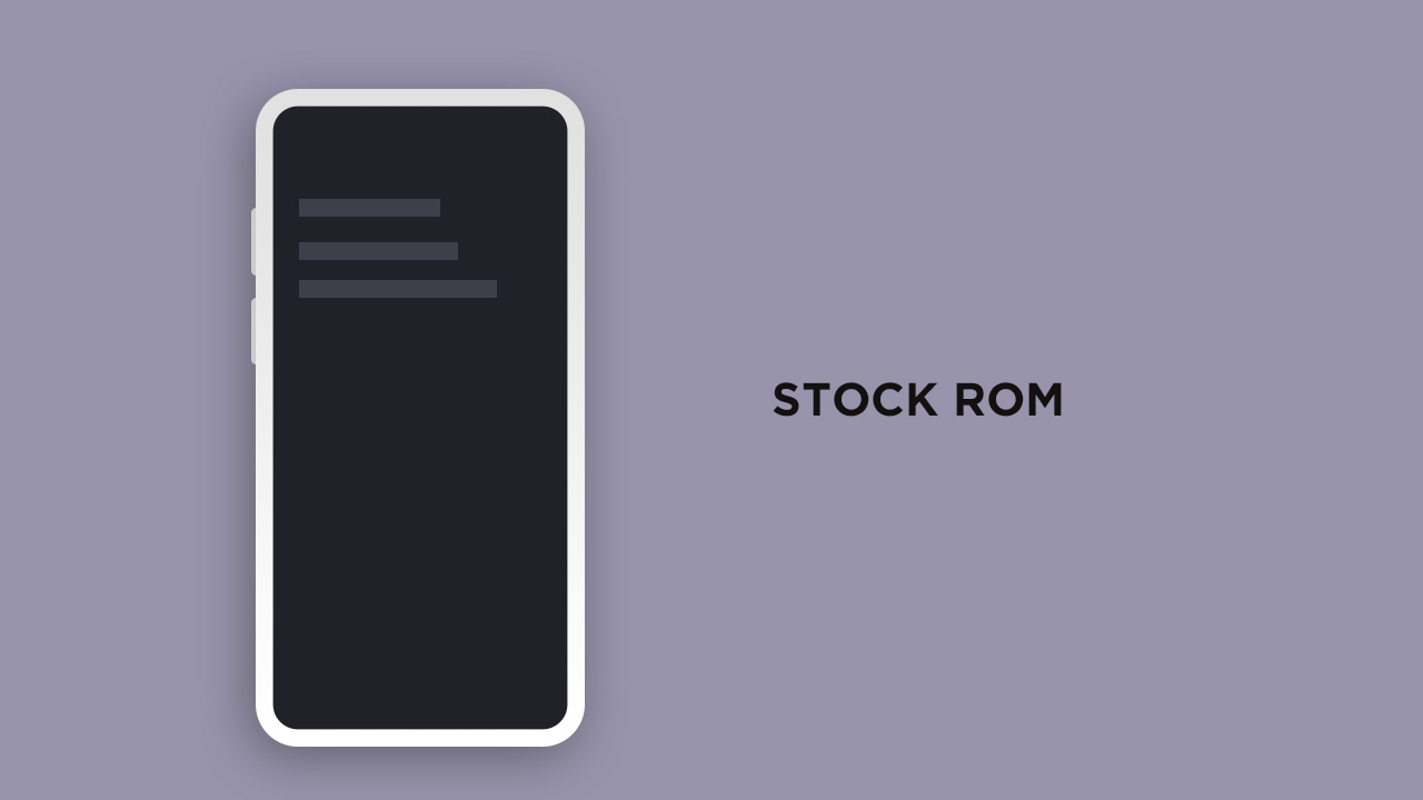 Install Stock ROM On KTE TLA001 [Official Firmware]