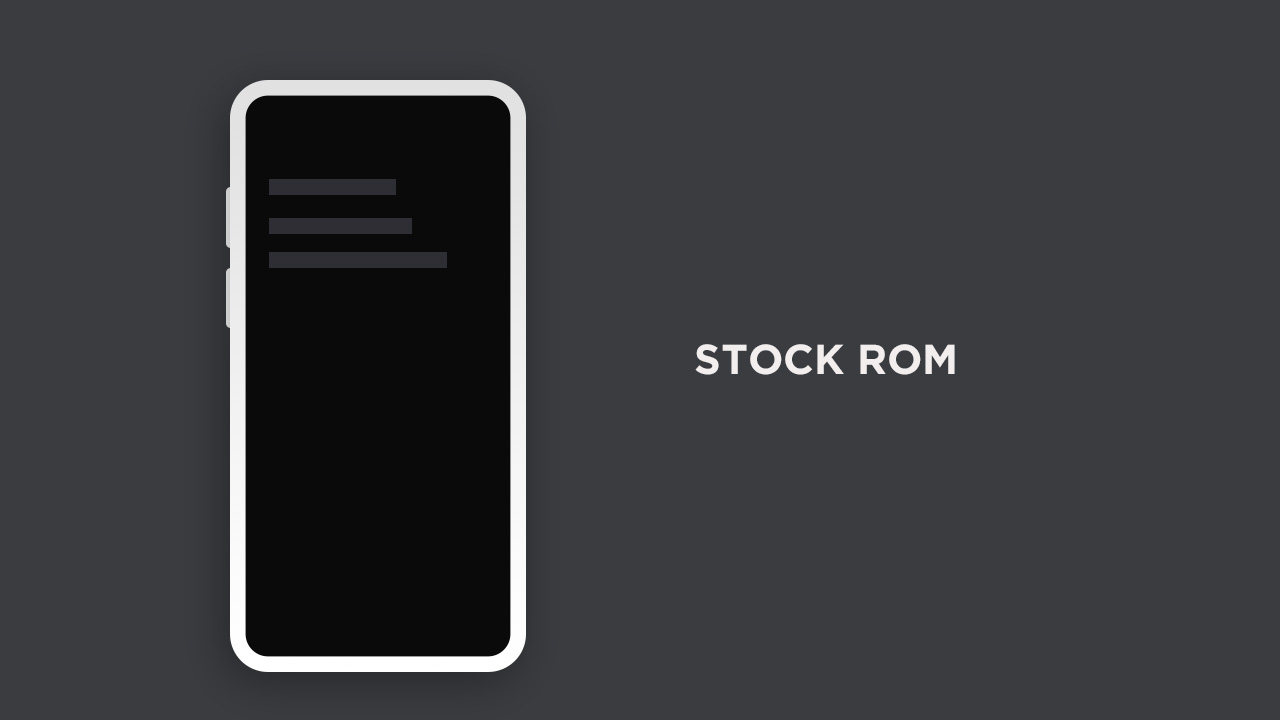 Install Stock ROM On Amoi L760 [Official Firmware]