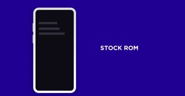 Install Stock ROM On Vfone P5 [Official Firmware]