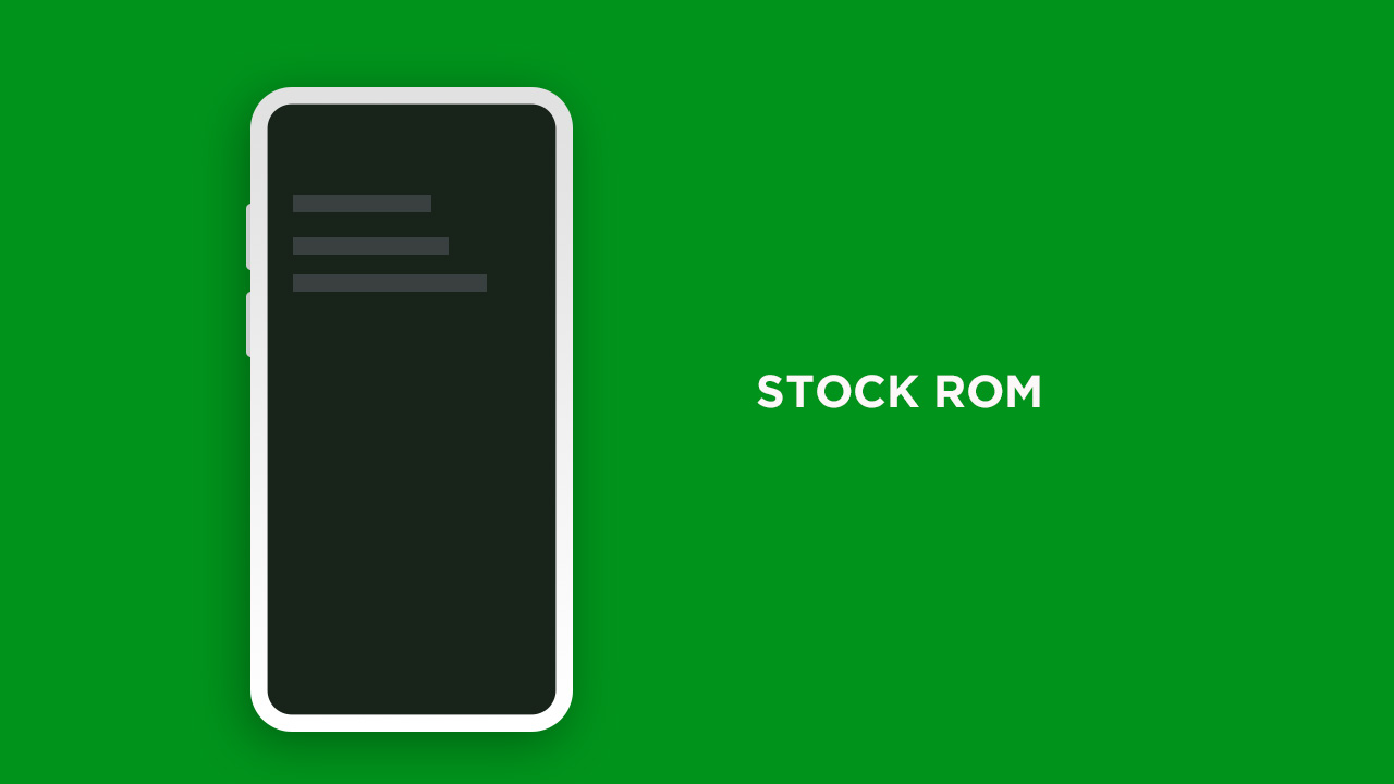 Install Stock ROM On SBM A850s (Unbrick/Update/Unroot)