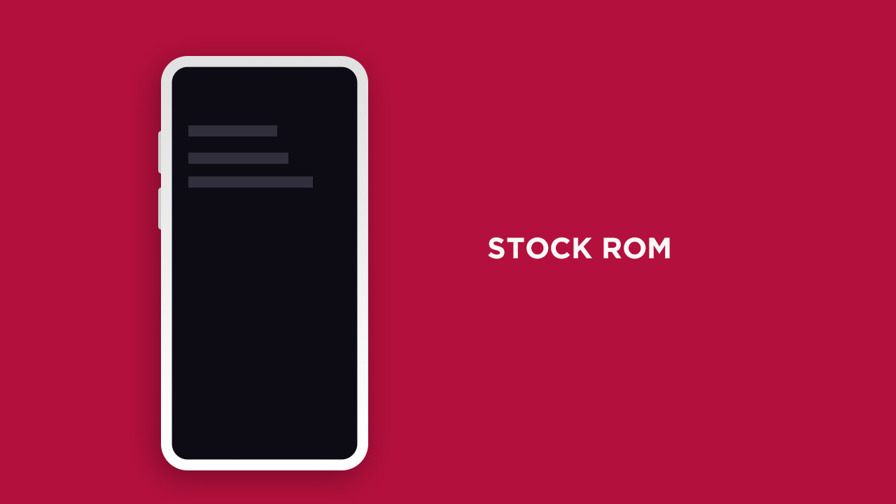 Install Stock ROM On Uniscope U17 [Official Firmware]