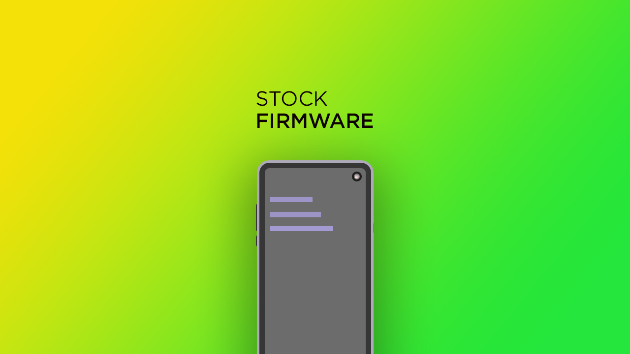 Install Stock ROM On Ginzzu RS96D [Official Firmware]