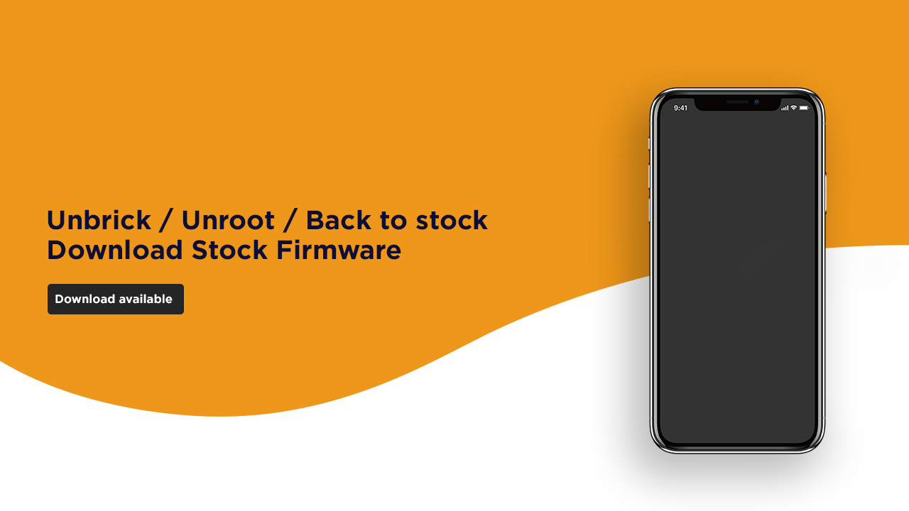 Install Stock ROM On iCall GR1 [Official Firmware]