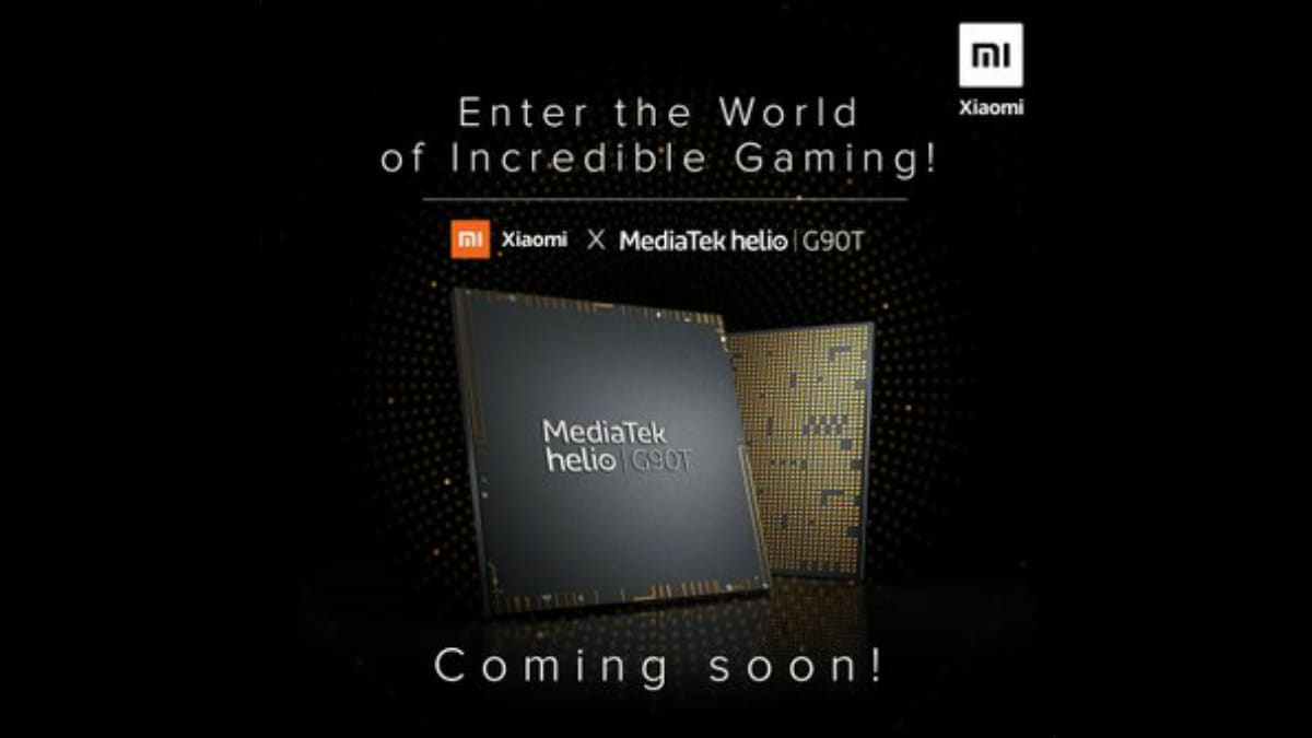 Xioami going to launch Helio G90T Redmi Gaming Smartphone soon