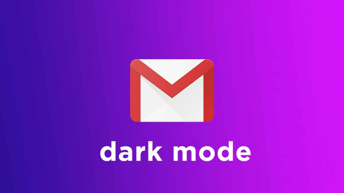 enable dark mode in Gmail on Android (Force Enable)