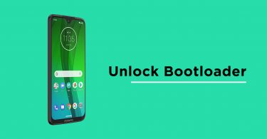 Unlock Bootloader On Moto G7 andd Moto G7 Plus