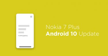 Official Android 10 Q beta for Nokia 7 Plus (Download and Install)