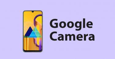 Download Google Camera for Samsung Galaxy M30s
