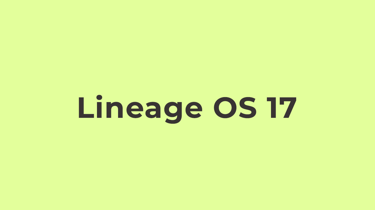 Install Lineage OS 17 On Xiaomi Mi Mix 2s   Android 10