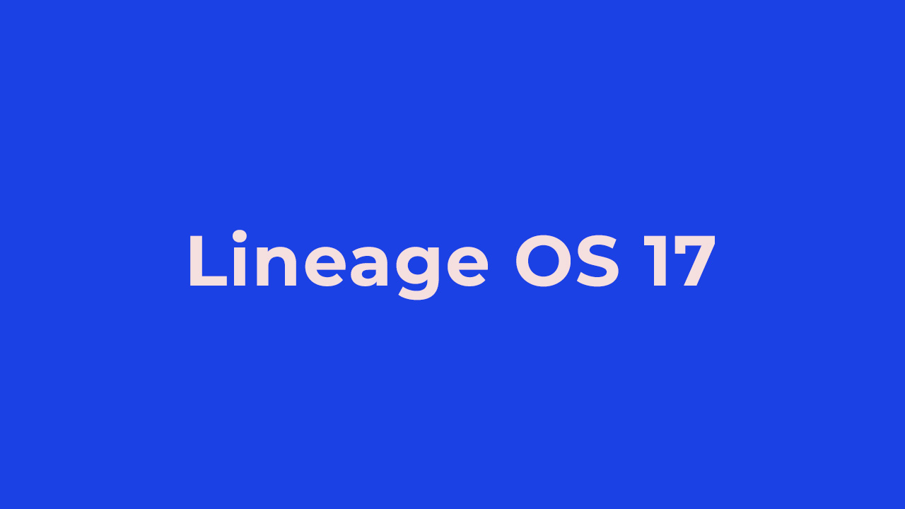 Install Lineage OS 17 On Xiaomi Redmi 5 | Android 10