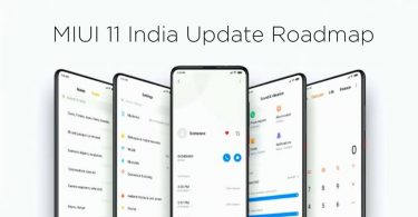MIUI 11 Update In India Time frame
