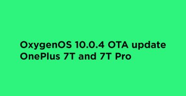 Download OxygenOS 10.0.4 OTA update for OnePlus 7T and 7T Pro