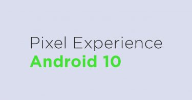 InstallPixel Experience Android 10 On Xiaomi Redmi Note 7