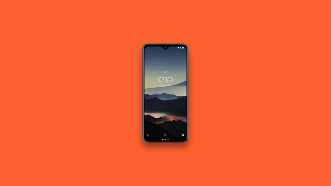 Install TWRP and Root Nokia 7.2 using Magisk